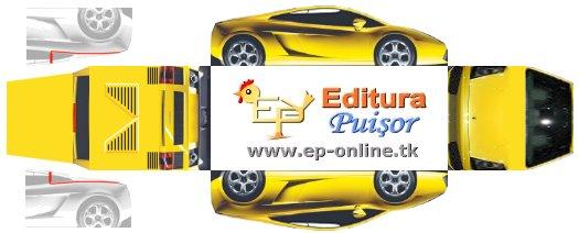 Download Lamborghini Gallardo EPcars Free Paper Cars