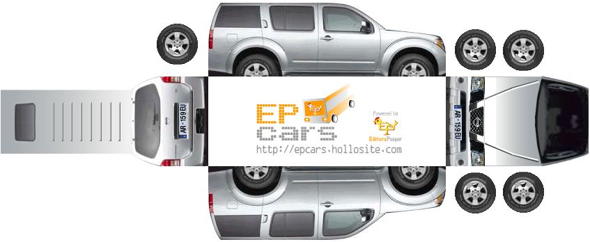 Download Nissan Pathfinder – EPcars – Free Paper Cars