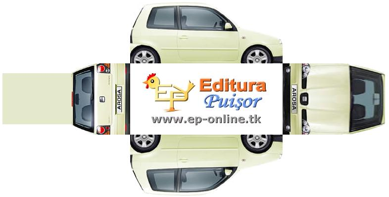Mercedes Benz Papercraft >> Download Seat Arosa – EPcars – Free Paper Cars