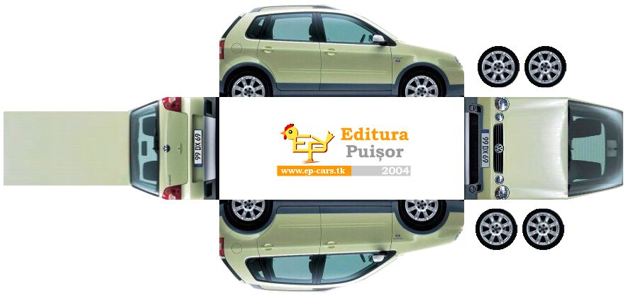 Download Volkswagen Polo Fun Epcars Free Paper Cars